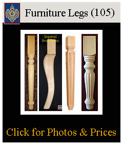 Furniture Legs from Imperial