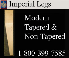 Modern Legs Hardwood from Imperial