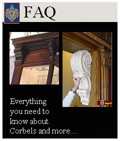 Frequently Asked Questions about Corbels